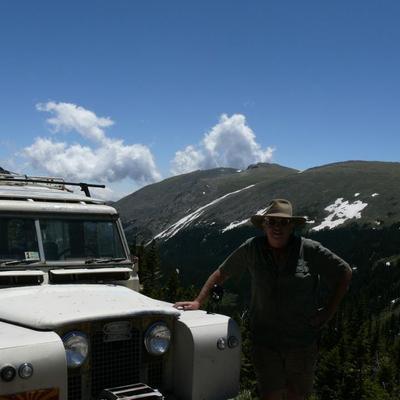 Profile rick land rover trail ridge