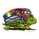 Thumb motorhome turtle