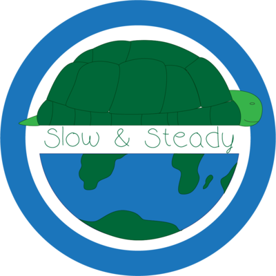 Profile slow and steady logo