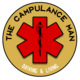 Thumb the campulance man round logo