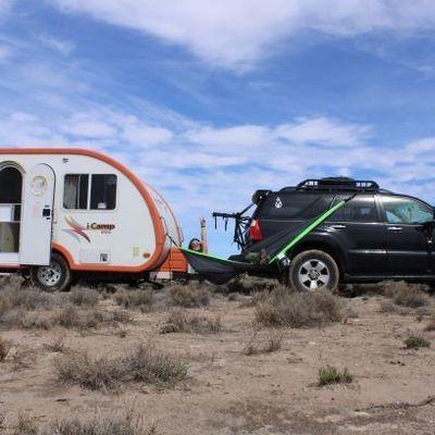 Profile camper