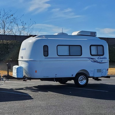 Profile 2020 casita freedom delux 17 ft