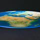 Thumb flat earth
