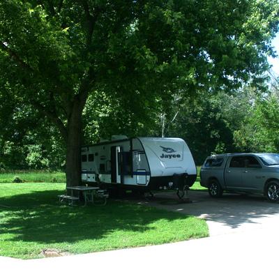 Profile white river campsite
