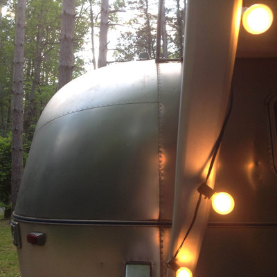Profile airstream