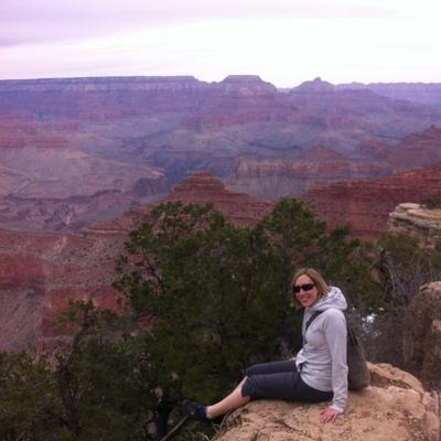 Profile grand canyon   sarah