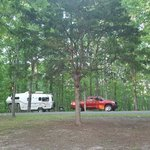 Meriwether lewis campground