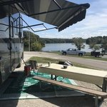 Pin oak rv campground natchez trace sp