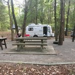 Seven points campground