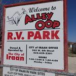 Alley oop rv park