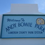 Andy bowie county park