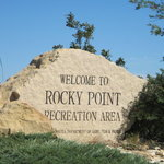 Rocky point recreation area