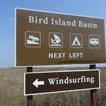 Bird island basin campground