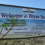 Bryan beach freeport tx