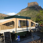 Chisos basin campground big bend np