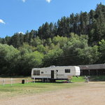 Days of 76 campground