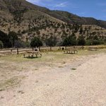 Dog canyon campground