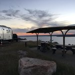 Fritch fortress campground
