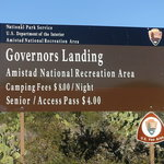 Governors landing campground
