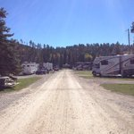 Steel wheel campground