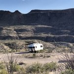 Upper madera canyon campground big bend ranch state park