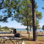 Lake park campground lake lewisville