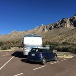 Pine springs campground guadalupe mountains np
