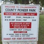 Pioneer county park