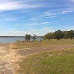 Lake limestone public use area 3