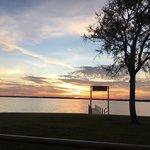 Lake limestone park