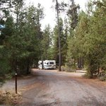 West south twin campground