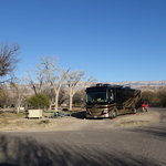 Rio grande village campground big bend np