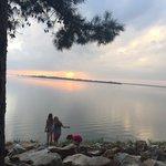 Rocky point campground wright patman lake