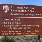 Rough canyon campground