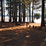 Gull point campground