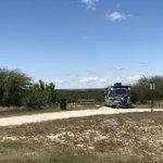 San pedro campground