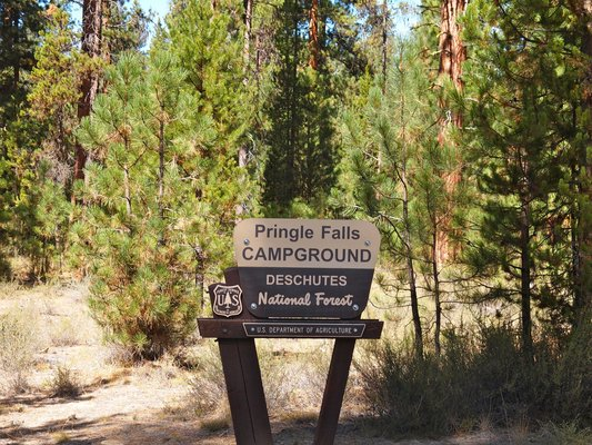Deschutes National Forest Camping: 93 Campgrounds in Deschutes ... on