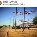 Waylon jennings rv park