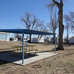 Wickett city campground
