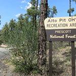 Alto pit ohv campground