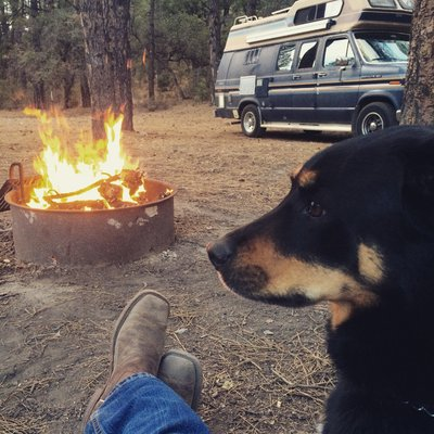 Black jack campground