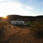 Burro creek campground