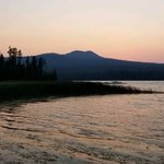 Lava lake campground