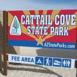 Cattail cove state park