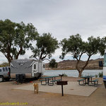 Crossroads campground blm