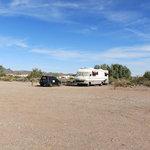 Crossroads campground blm