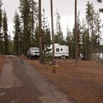 Elk lake campground