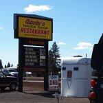 Gordys truck stop