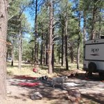 Kaibab lake campground