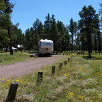 Luna lake campground